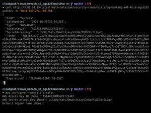 Cloudgoat Scenario: Cloud_breach_s3