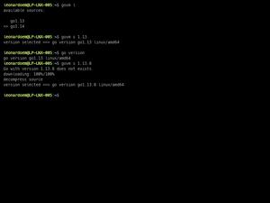 Govm Version 1.0.0-Alpha.1