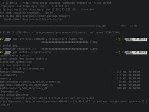 Install MySQL On Centos 7