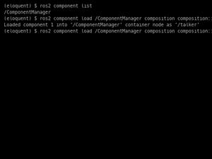 Componentload