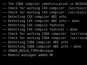 Cmake Build System Demo